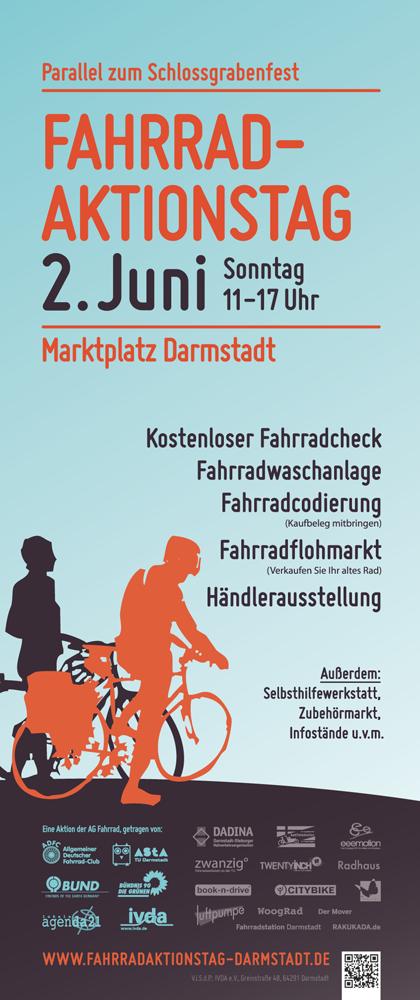 Das Plakat des 2013er Aktionstages